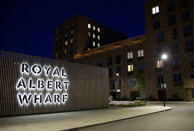 ROYAL ALBERT WHARF 3